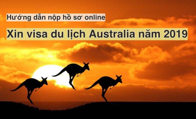 Kinh nghiệm nộp hồ sơ xin visa Úc mới nhất năm 2019